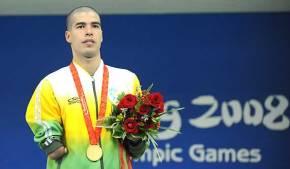 Daniel campeão em Pequim/2008